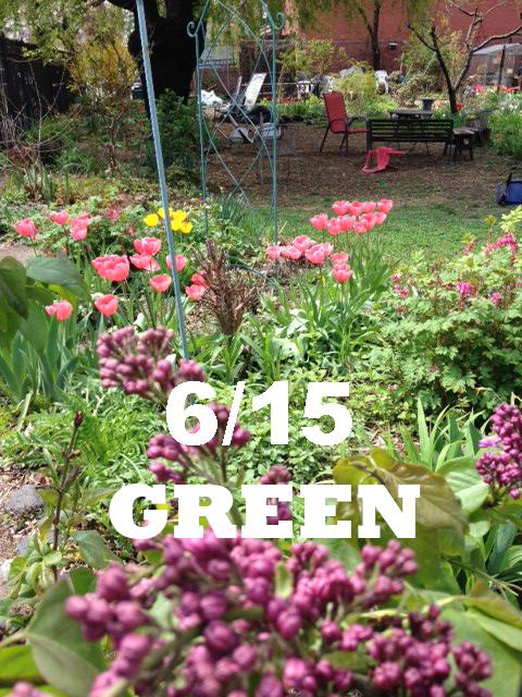 BANG 615 Green Spring