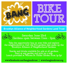 BANG Bike Tour 2018